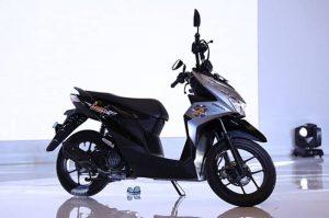 Honda Beat Street Terbaru